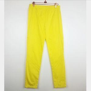 Alberto Makali | Neon Yellow Pants